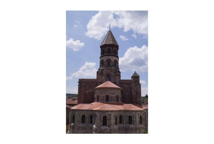 La Basilique St Julien