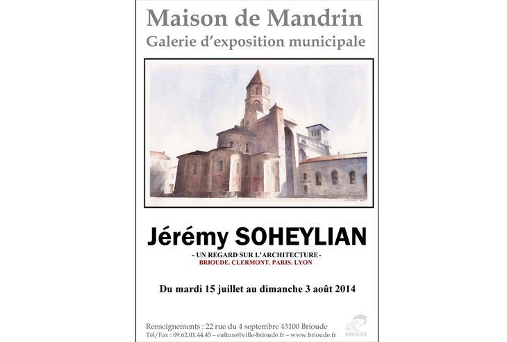 Exposition maison de mandrin dessin aquarelles site for Exposition maison