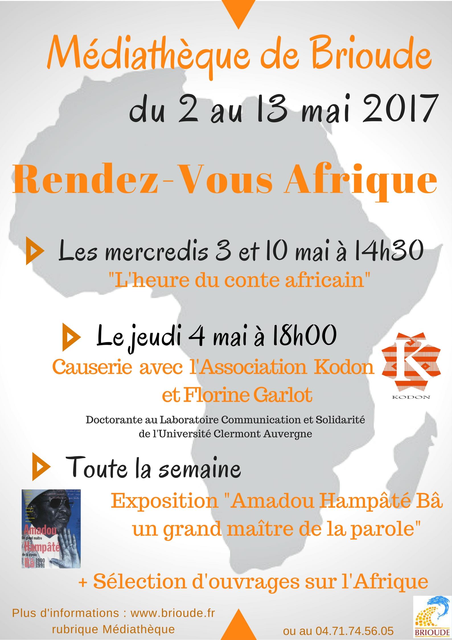 Rendez-Vous Afrique