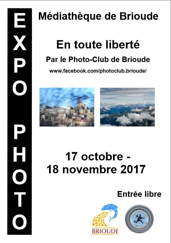 Exposition du PhotoClub