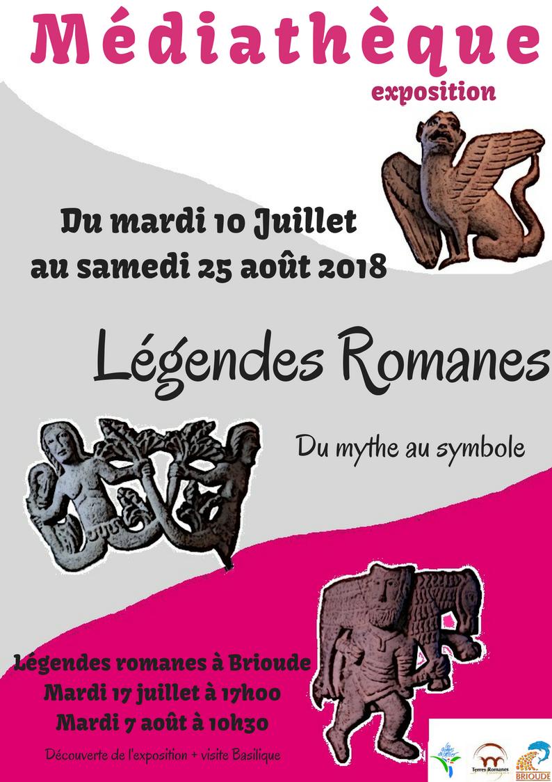 « Légendes romanes du mythe au symbole »