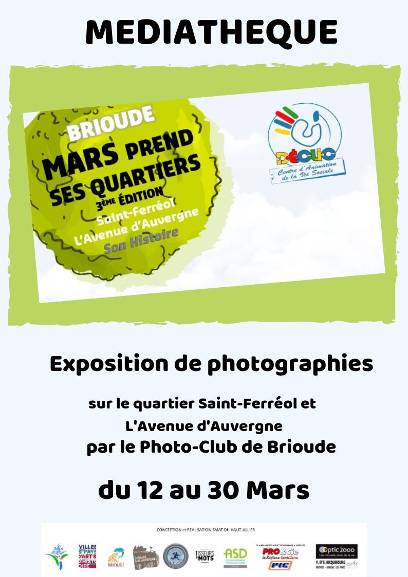 EXPOSITION DU PHOTO-CLUB