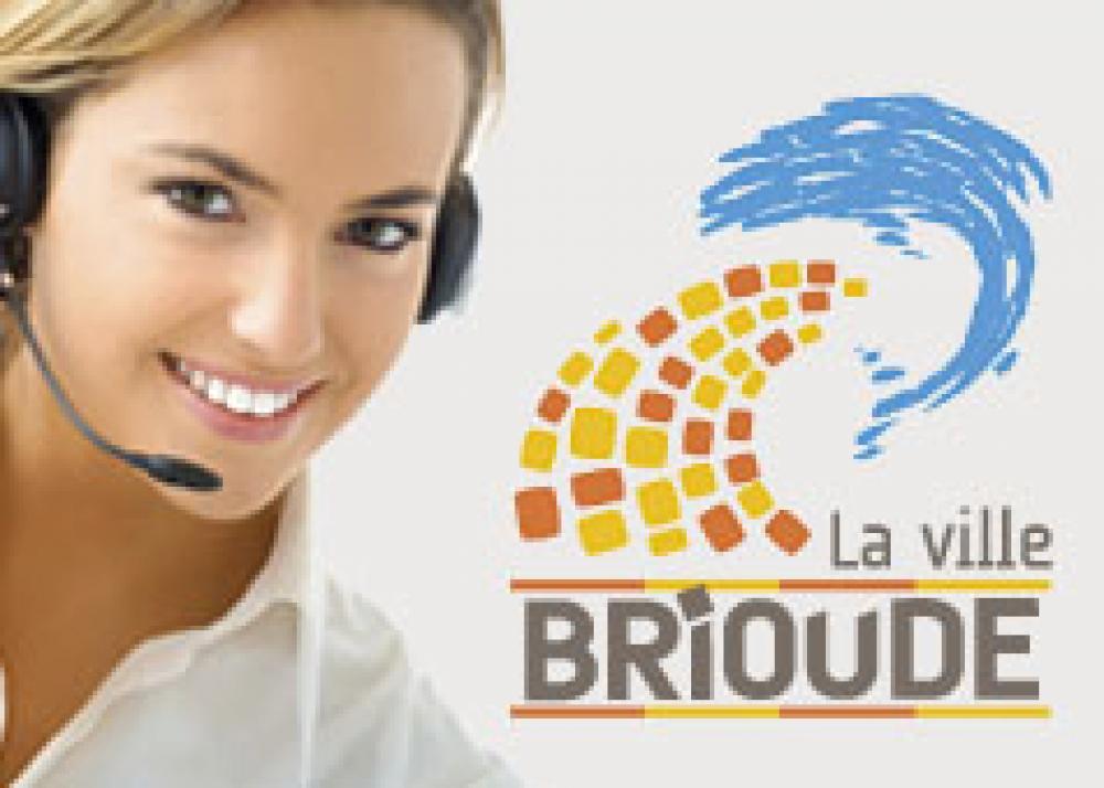 CONTACTEZ la mairie de brioude