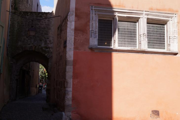 Maison de Mandrin