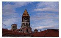 La Basilique Saint-Julien et autres monuments remarquables